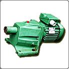 Ряд ZG-KPR-0,12 до 45 кВт с цилиндрической зубчатой передачей (Германия)